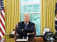 Trump a hadsereggel záratná le a mexikói határt