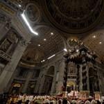 Komoly biztonsági intézkedésekkel készül a Vatikán a karácsonyra