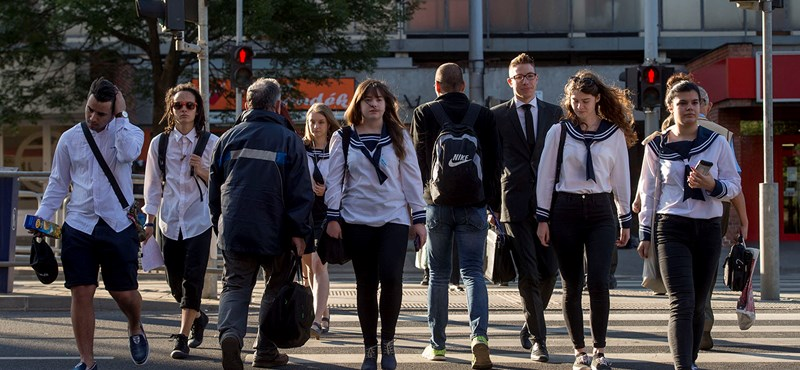 Fontos nap ez több tízezer diáknak: végre vége az érettséginek