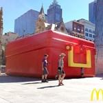 Na, ilyen McDonald'sot még biztosan nem látott!