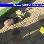 Videó: benzinkútnál értek tetten egy egri drogdílert