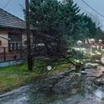 Visszavonták a másodfokú riasztásokat a vihar miatt