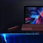Itt a Microsoft olcsó(bb) számítógépe, bemutatták a Surface Gót