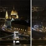 Ma este teljes sötétség lesz Budapesten
