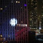 Fotó: Újabb dubaji felhőkarcolót mászott meg a francia Pókember
