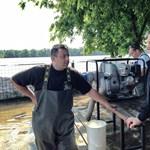 Fotók: Orbán Viktor ma itt ellenőrzött személyesen