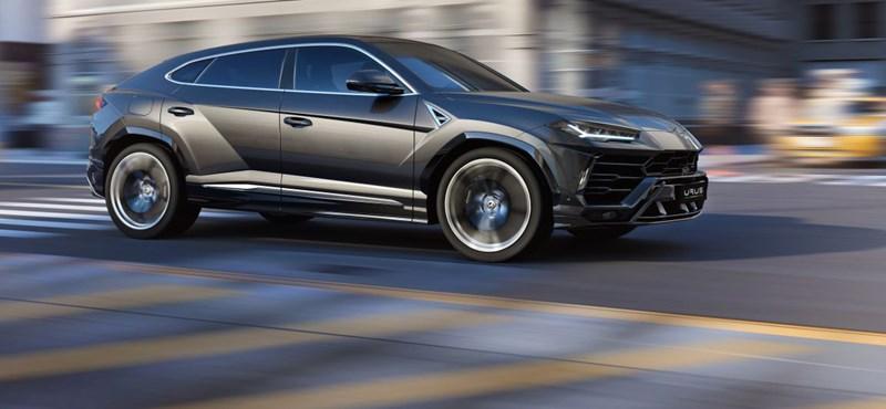 Sokkal több szabadidő-autót ad el a Lamborghini, mint sportkocsit
