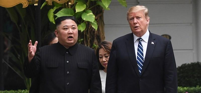 Észak-Korea nem tárgyal már az Egyesült Államokkal a nukleáris leszerelésről