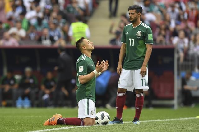 Németország-Mexikó