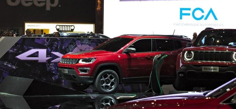 2,6 milliárd forintnyi összegben osztogatott családi kedvezményeket egy Fiat-Chrysler kereskedés értékesítője