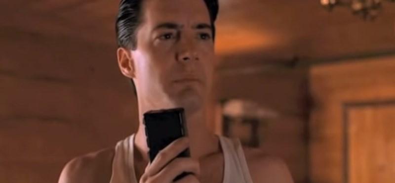 Lynch szokatlan módon szeretné megjelentetni az új Twin Peaks-részeket