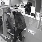 Kiraboltak egy bankot Szegeden