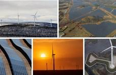Belehúz a Google: 600+ milliárd forintnyi összeget költenek napelemekre és szélturbinákra