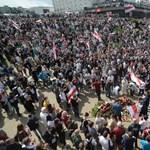 Belarusz ellenzéki: Újabb erőszakhullám vagy új elnök jöhet