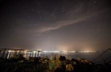Hétfő éjjel nézzen fel az égre, a leghíresebb üstökös csillaghullását láthatja