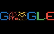 Mi ez a színes izé ma a Google főoldalán? És mi az az Arebico üzenet?