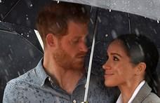 Elveszítette a királyi státuszt Harry herceg és Meghan Markle