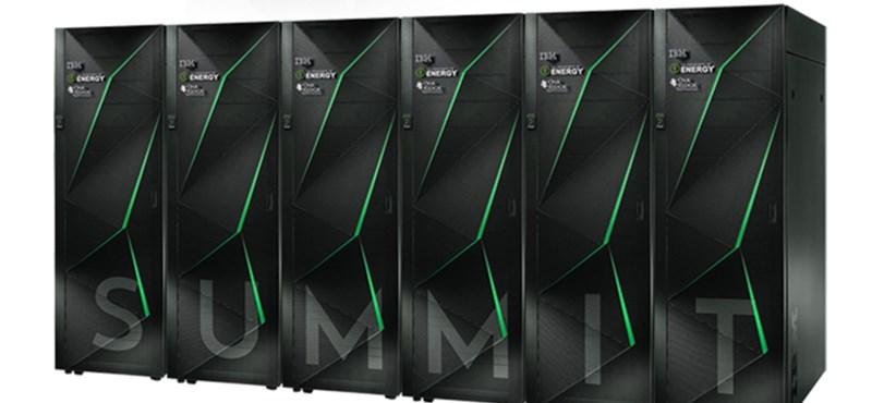 Mégis mi van a világ leggyorsabb számítógépében, mitől ilyen erős?