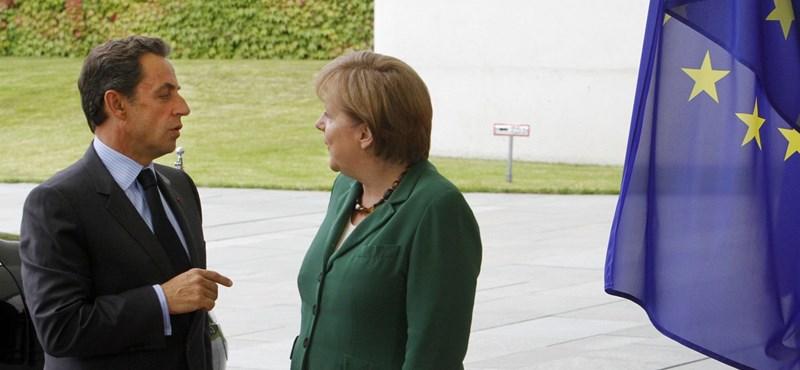 Így mentené a görögöket Sarkozy, Merkel és Trichet