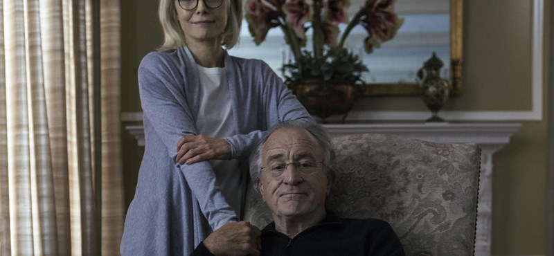 Robert De Niro a világ legnagyobb pénzügyi csalója lesz – előzetes