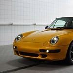 Egy utolsó utáni léghűtéses 911-est épített a Porsche, Project Gold néven