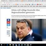 Orbán-sajtó Erdélyben? Talán. De a magyar vidéken mindenképp. Osztrák sajtóvélemény