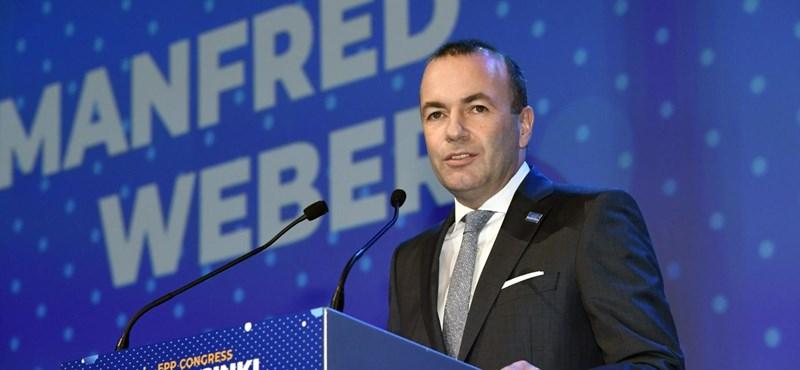 Weber: Orbán dönt a Fidesz pártcsaládjáról