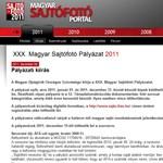 Indul a 30. Magyar Sajtófotó Pályázat