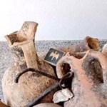 Régészeti leletekre bukkantak egy spanyol halboltban