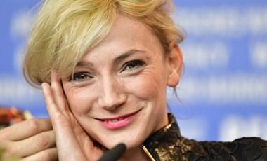 Borbély Alexandra egyelőre felismerhetetlen arccal készül az Oscarra