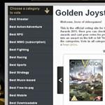 Már lehet szavazni az idei Golden Joystick díjazottakra