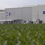 Négymillió eurós raktár épült Felsőzsolcán