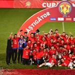 Magyarellenes rigmusokkal ünnepelte a kupagyőzelmet a bukaresti klub
