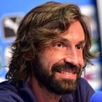 Hivatalos: a Juventus menesztette Pirlót