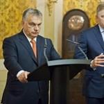 Orbán a szlovák újságíró meggyilkolása helyett Sorost hibáztatja Fico megingásáért
