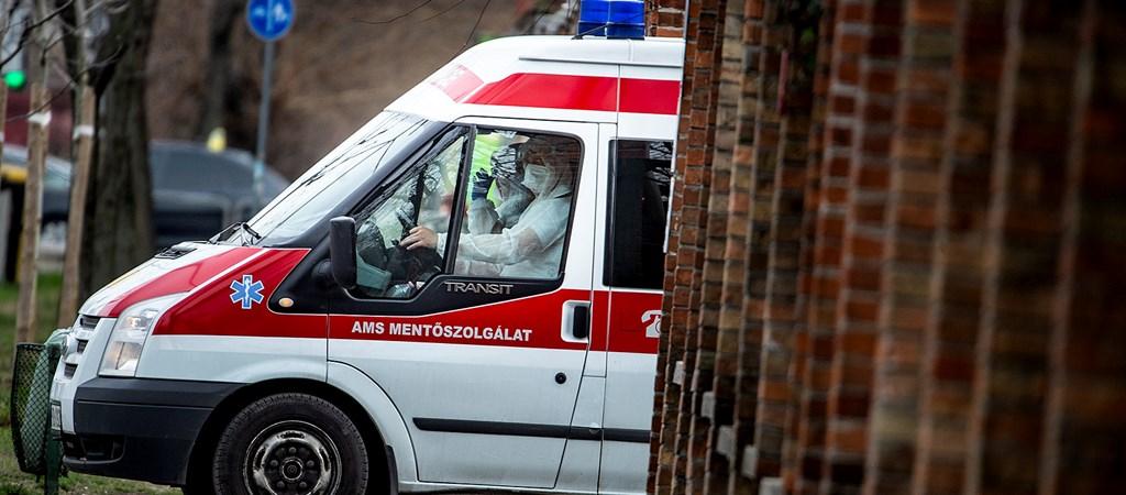 mit csinál a mentő magas vérnyomás esetén