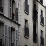 Gyerekek haltak meg egy égő házban Párizsban