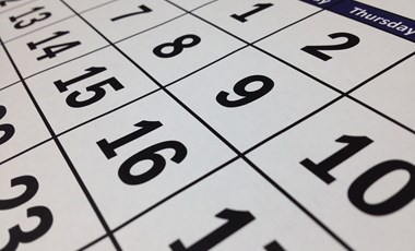 Öt fontos dátum, amit minden felvételizőnek ismernie kell