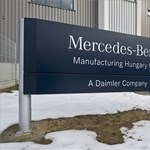 Sztrájk volt éjjel a kecskeméti Mercedes-gyárban