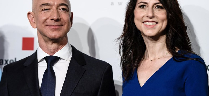 "The divorce is $ 11,000 million for the world's richest man ""width ="" 800 ""height ="" 370"