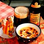 Halloween sütőtökkel és sörrel – recept