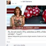 A Facebookon röhög a TV2-n az RTL-vezér