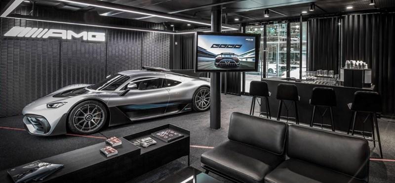 Valaki már most árul egy még el sem készült Mercedes hiperautót