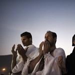 Szaúdi tabudöntögetés