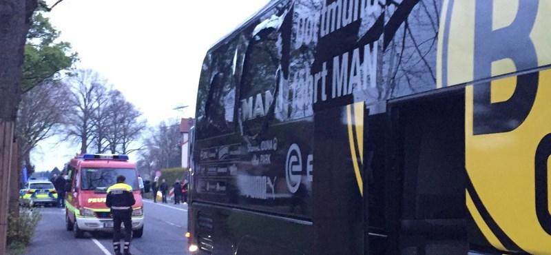 Dortmundi merénylet: iszlamistát fogtak, de nem a robbantót