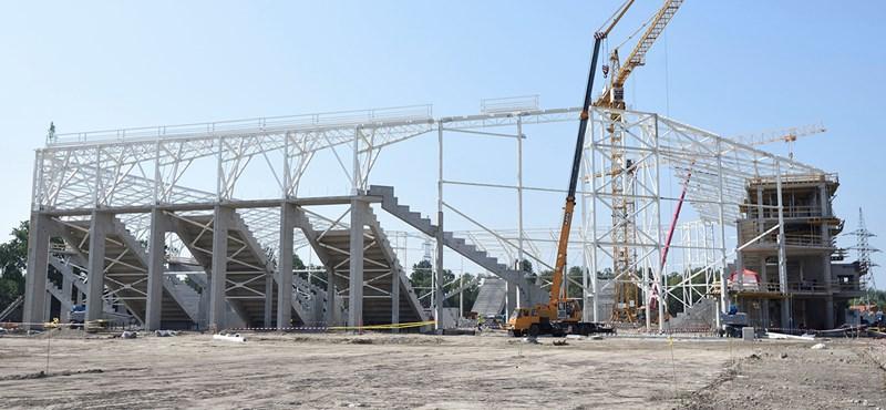 1,5 milliárdért építi egy NER-közeli cég az új egri sportközpontot