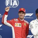 Hamilton megvédte Vettelt