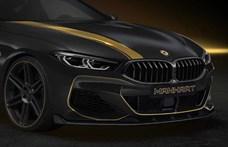 Megvadítva: 621 lóerős lett a BMW 8-as kupéja
