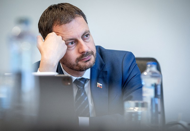 With love from Bratislava: The new Slovak government will start with or without you
