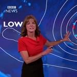 Szétröhögték az időjárás-jelentést az egyik legismertebb hírcsatornán – videó